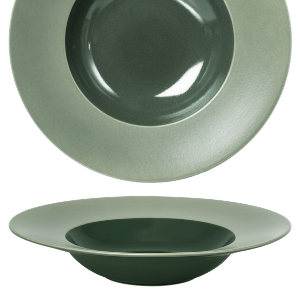 Deep Plate Glassy Green
