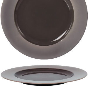 Flat Plate Glassy Taupe