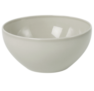Bowl 12 com Pearl Light Grey