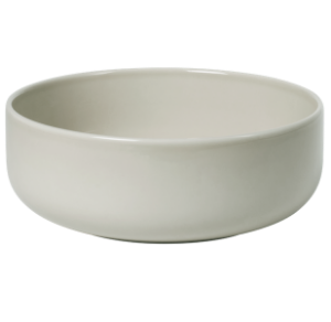Bowl 13 cm Pearl Light Grey