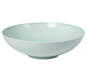 Low Bowl 17 cm Pearl Mint