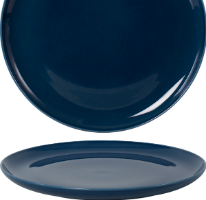 Flat Plate Pearl Navy