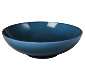 Low Bowl 17 cm Pearl Navy