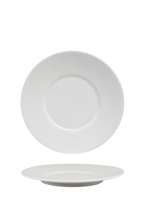 Flat Plate 21cm With Wide 4.7cm Rim -71023A