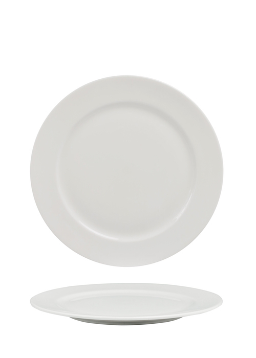Flat Plate 23cm With  3.2cm Rim-71031A