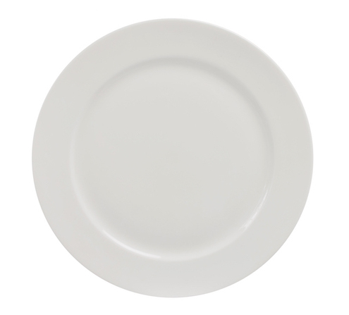 Flat Plate 25cm With  3.2cm Rim-71041A