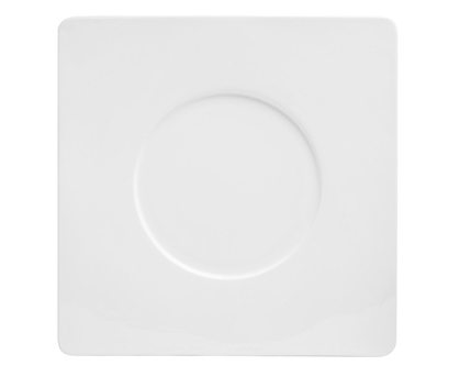 Square Gourmet Plate 30cm With 16.2 cm Rim-71204A