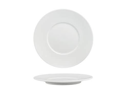 Flat Plate 16cm With Wide 3.8cm Rim-72003A