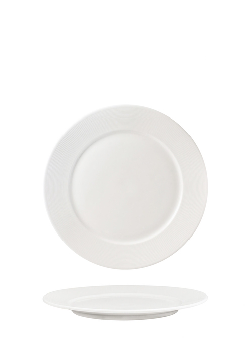 Flat Plate 21cm With  3.2cm Rim -72021A