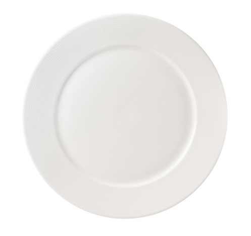 Flat Plate 23cm With  3.4cm Rim-72031A