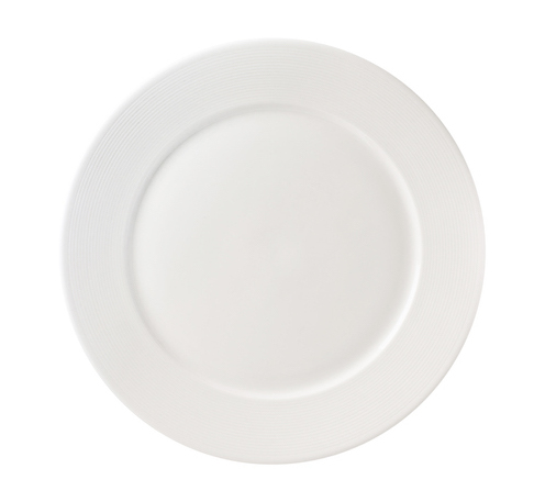 Flat Plate 25cm With  3.8cm Rim-72041A