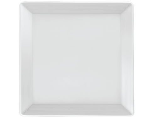 Square Flare Plate 30cm-72142A