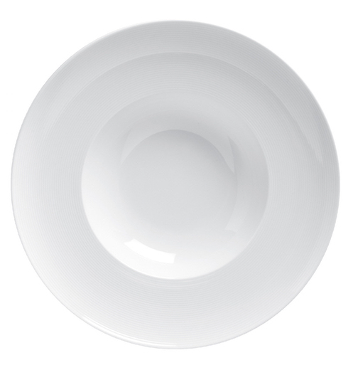 Deep Plate 31cm With Wide Rim and 18.1cm Well-72202A