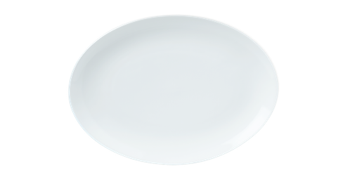 Oval Coupe Plate 26cm 10.25inches-73241A
