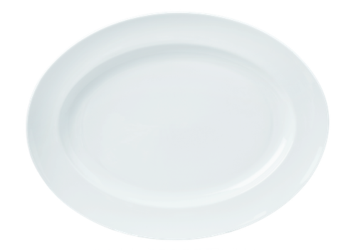 Oval Plate 41cm 16inches-73271A
