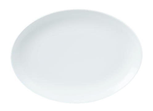 Oval Coupe Plate 41cm 16inches-73272A