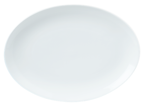 Oval Coupe Plate 45cm 17.5inches-73282A