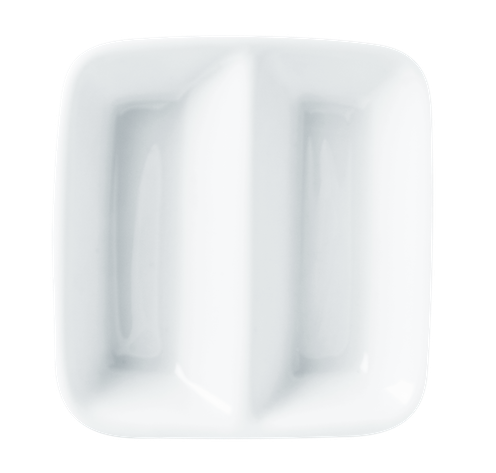 Square Divided Dish-73504A
